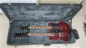 Epiphone 1996 G-1275 SG Double Neck Electric Guitar w/OHSC